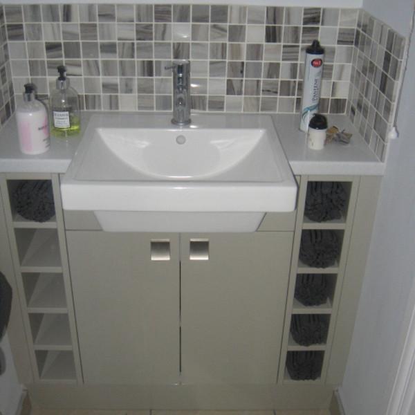 Bathroom Vanity Counter