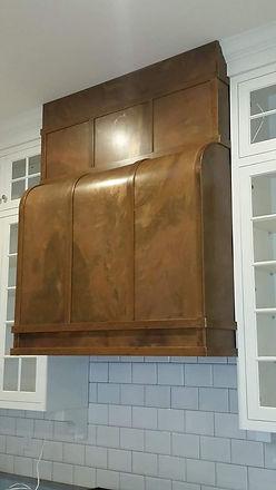 copper ovenhood