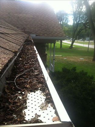 gutter guards that don't work