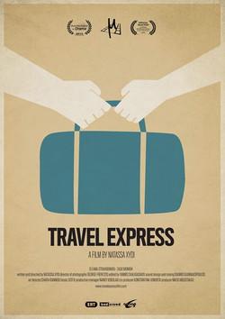 Travel Express by Natassa Xydi
