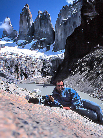 Torres del Paine, Patagónia Chilena.