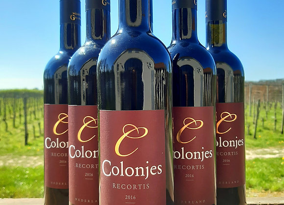 Colonjes Recortis - 6 flessen, incl. verzendkosten