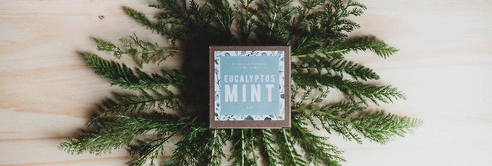 Eucalyptus + Mint Goat Milk Soap