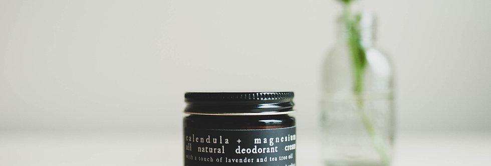 Calendula+ Magnesium Deodorant