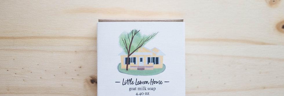 Little Lemon House Goat Milk Soap