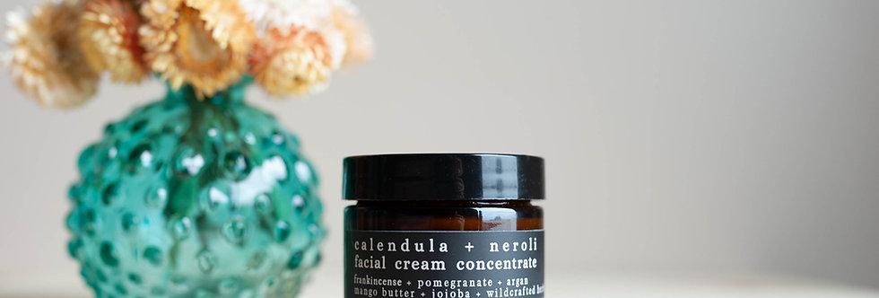 Calendula + Neroli Facial Cream Concentrate