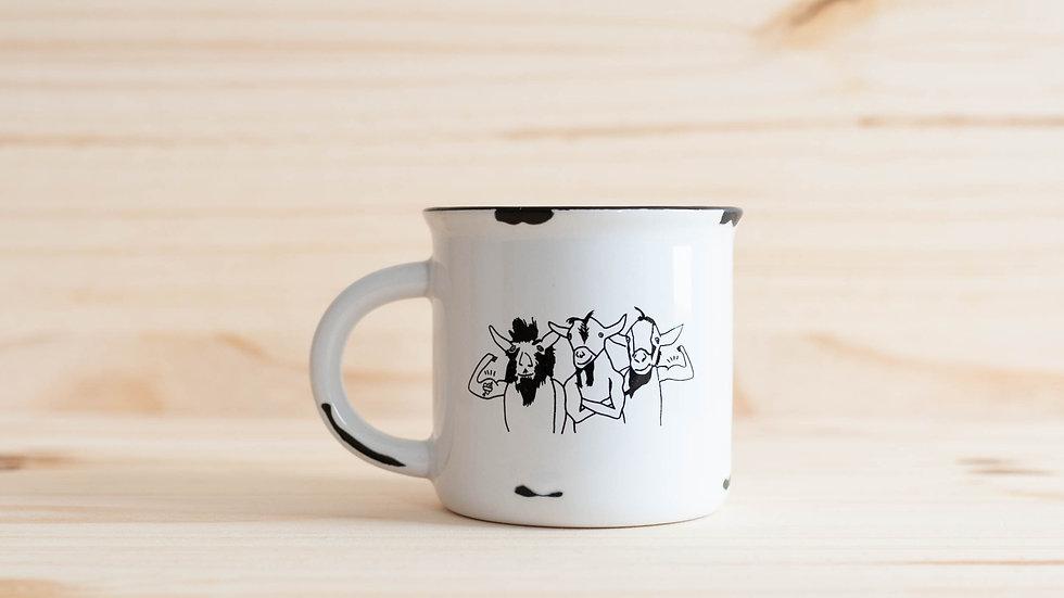 We Can Do It     Goat Coffee Mug
