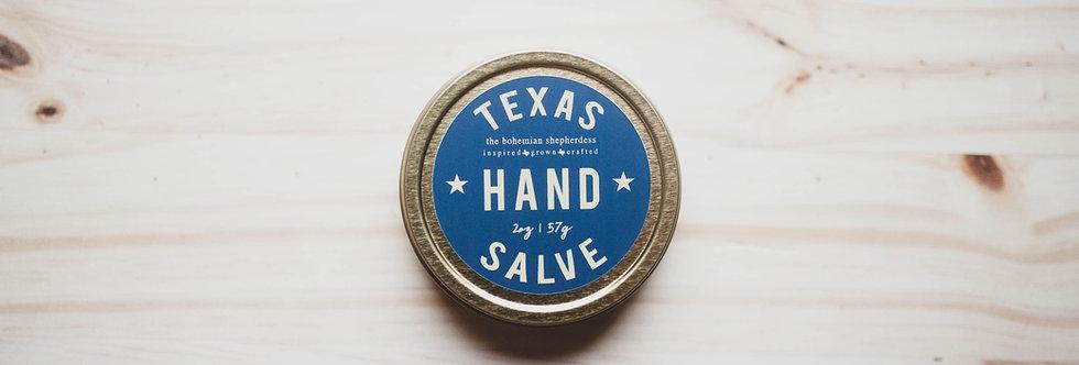 Texas Hand Salve  2oz