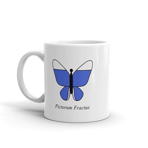 Datavizbutterfly - Pictorum Fractus - Mug