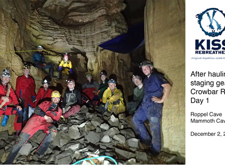 2017 Roppel Cave Expedition