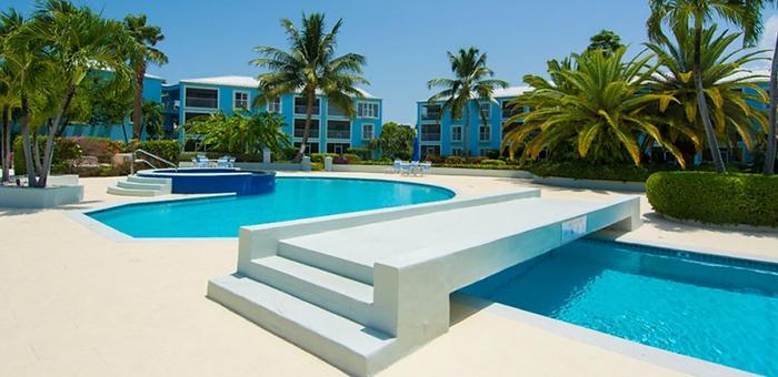 Grandview Condos, main pool.