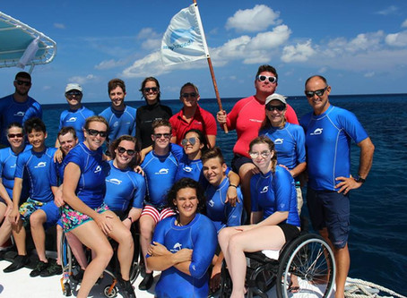 Adaptive Diver training now available at Divetech