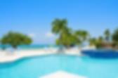 Grandview Condos, main pool and ocean videw.