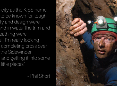 Phil Short - KISS SIDEWINDER Intro Testimonial