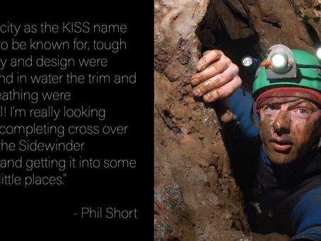 Phil Short - KISS SIDEWINDER Intro Testimonial