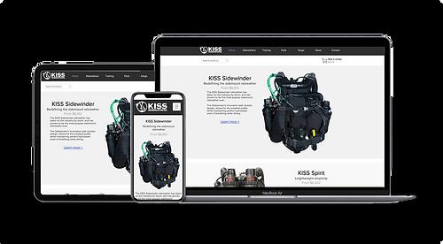 KISS Rebreathers Diver Registration