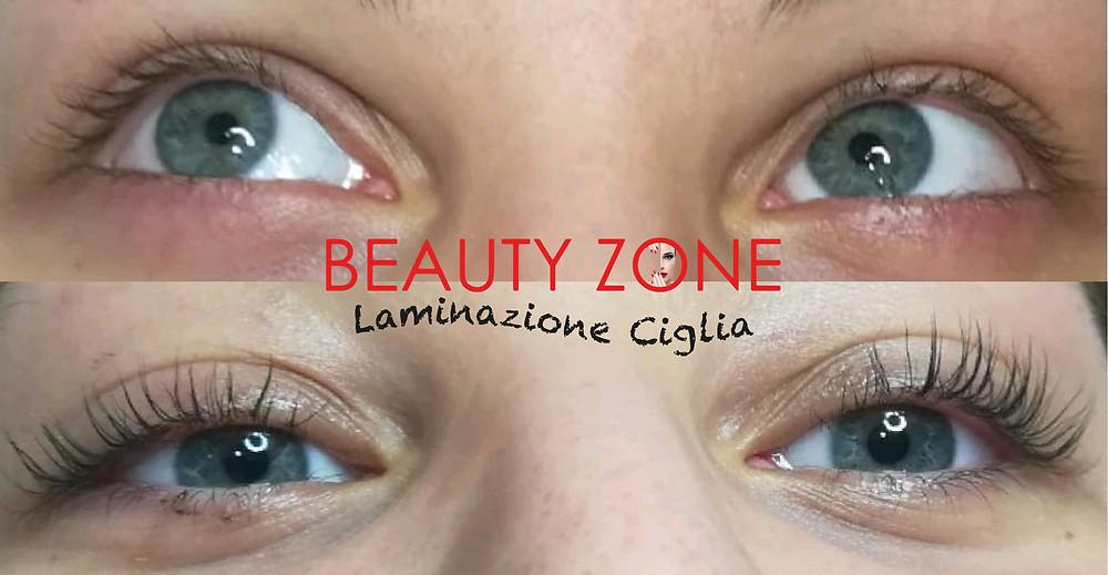 Laminazione Ciglia by Centro Estetico Beauty Zone Acireale