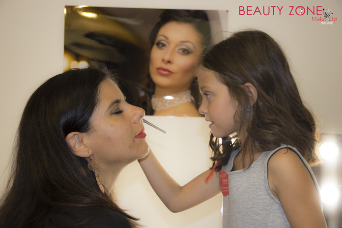 Make Up Specialist Baby Talent Beauty Zone