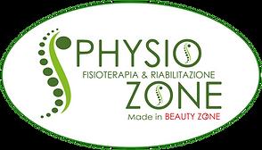 Logo Physio Zone con TESTO_def_made in B