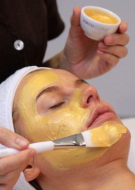 Marzia Clinic Trattamento Luxury Oro 24kt