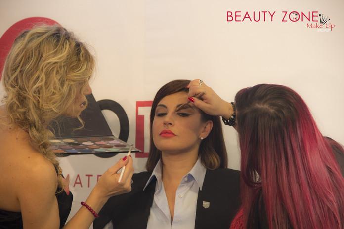 Mi Sposo TV Make Up Specialist Beauty Zone