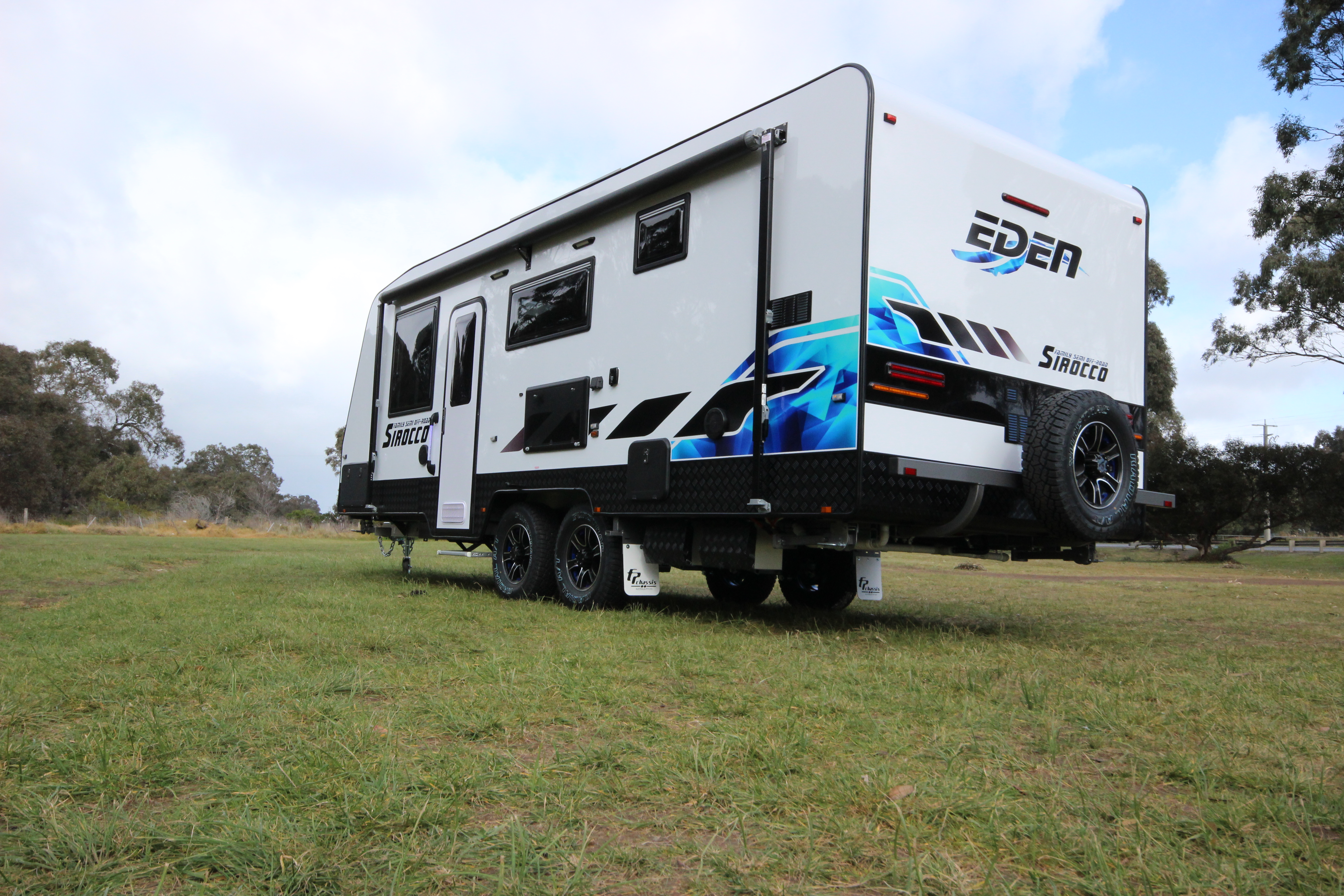 SIROCCO - FAMILY Eden Caravans