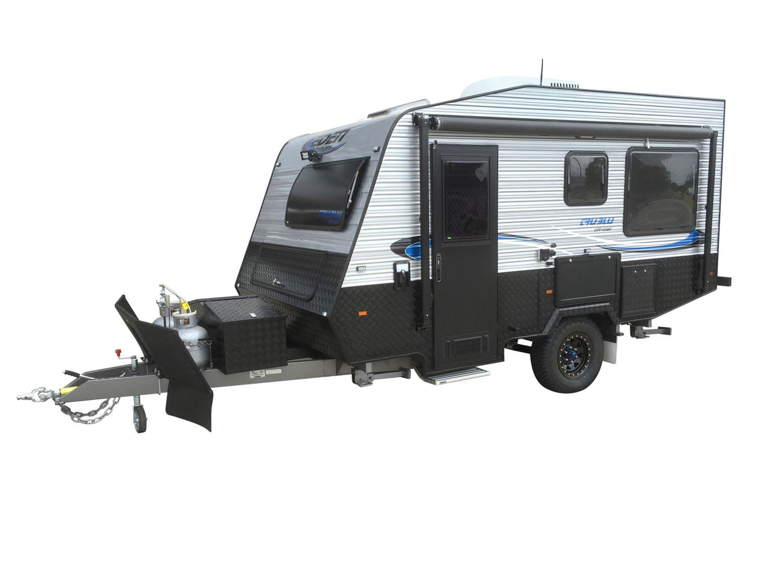 TRU BLU - 14 Eden Caravans