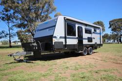 TRACKVAN 22 Eden Caravans