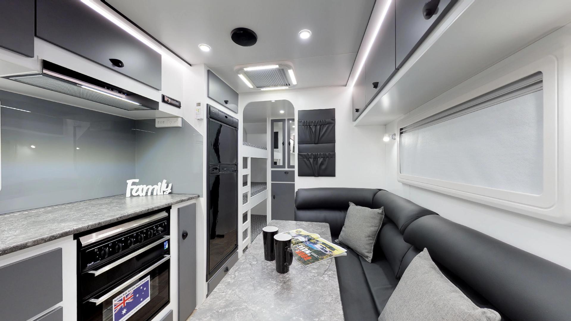 Trackvan 20 Family Eden Caravans