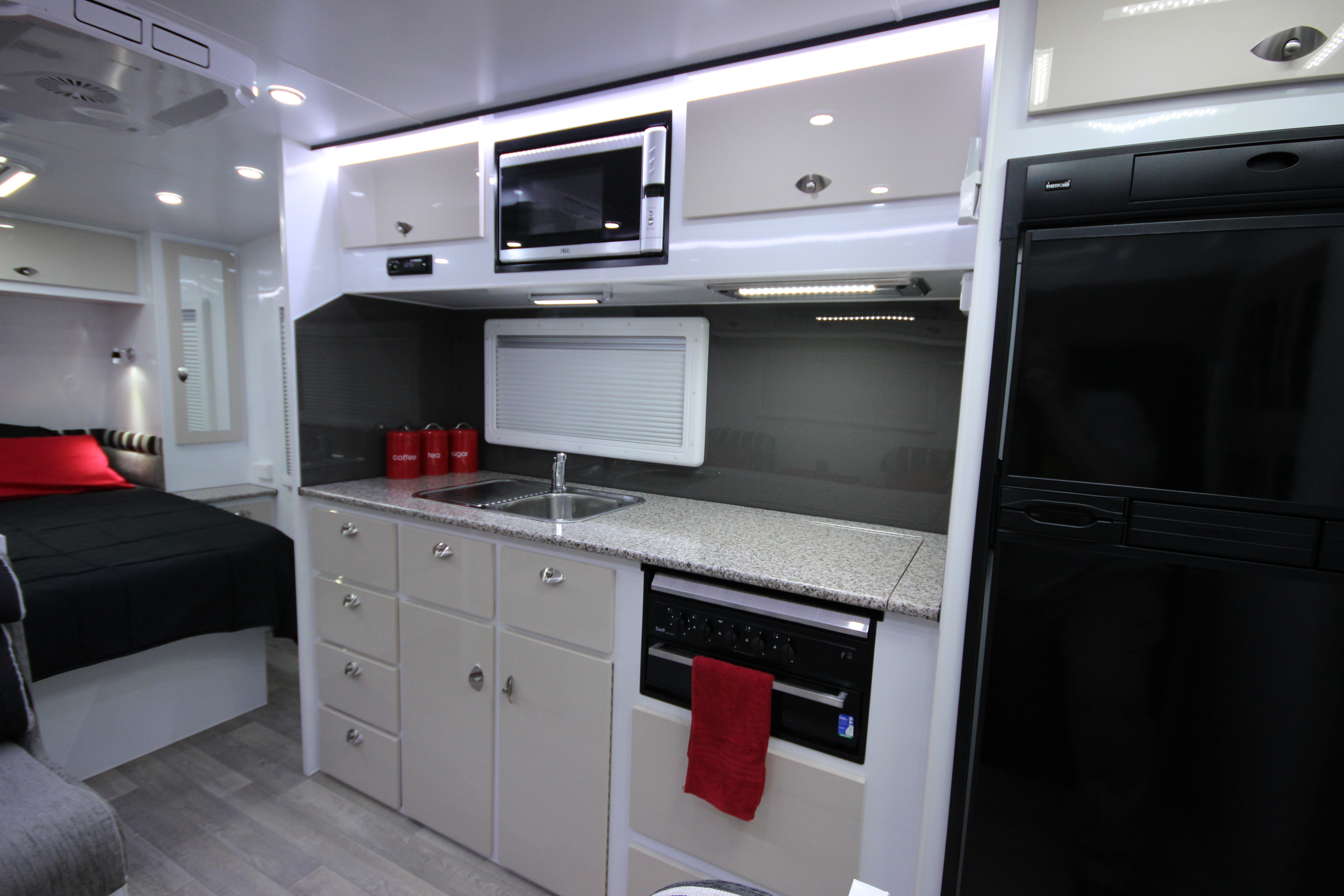 Eden Caravans SIROCCO ON ROAD