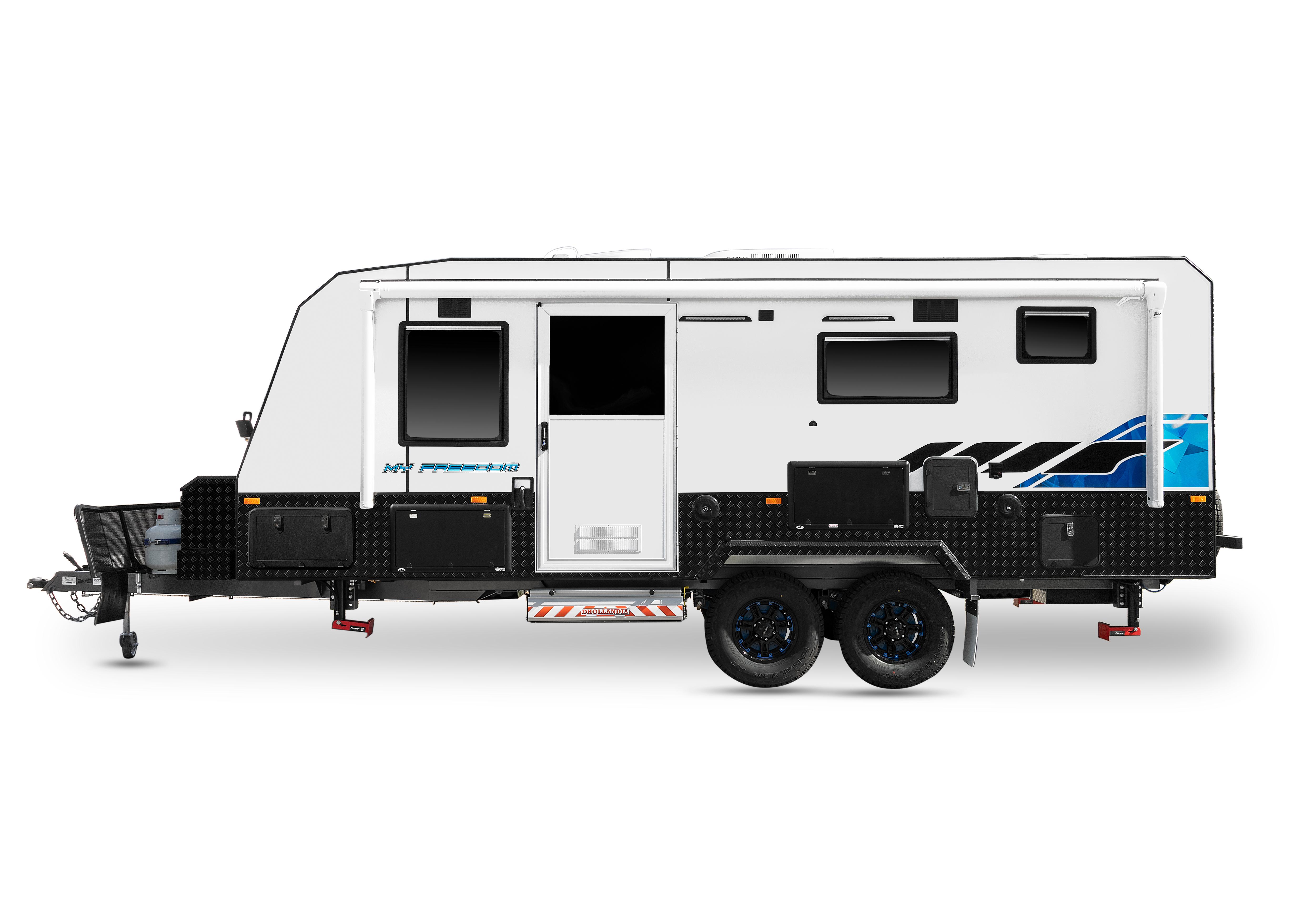 Freedom - Eden Caravans (3) - White Back