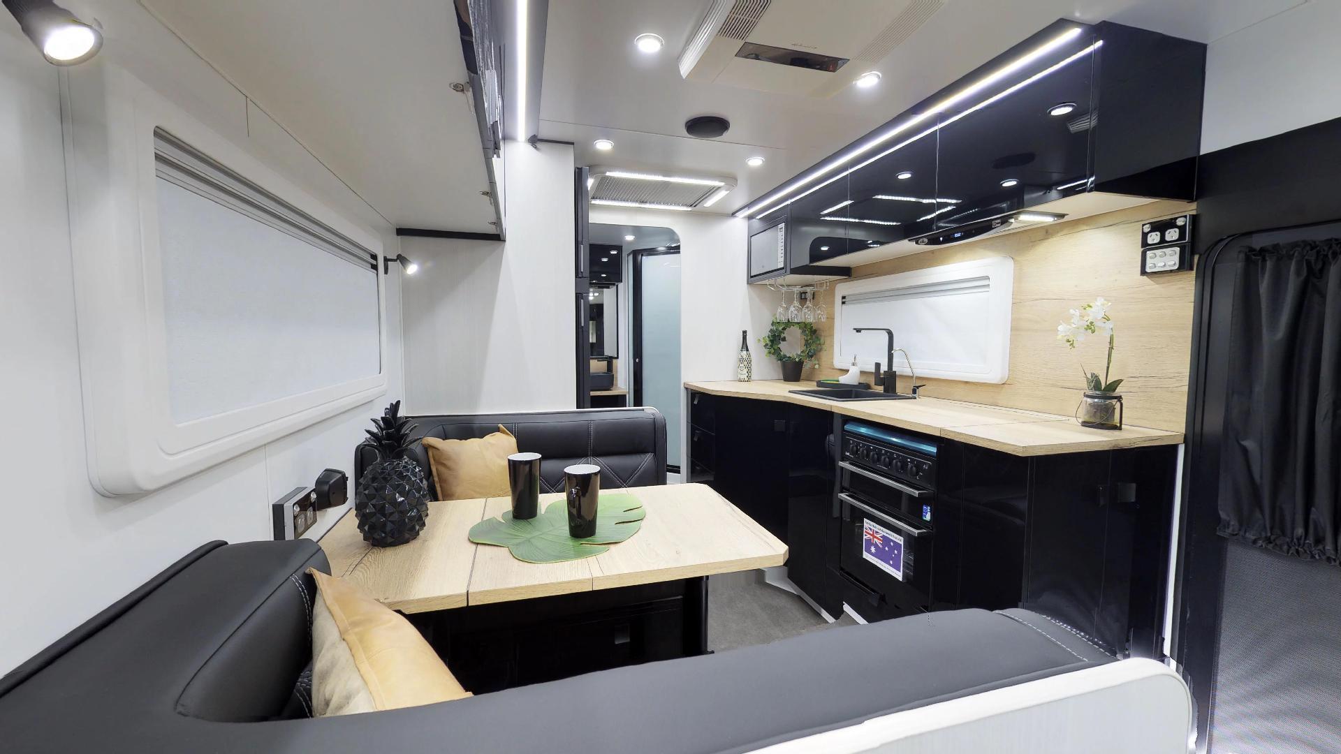 Eden Caravans Black Diamond