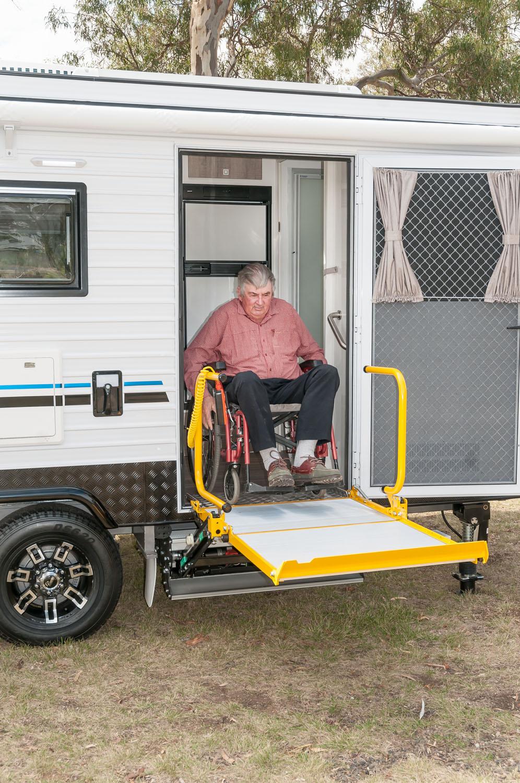 Wheelchair Caravans Eden Caravans