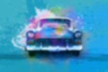 1955 Chevrolet Bel Air art