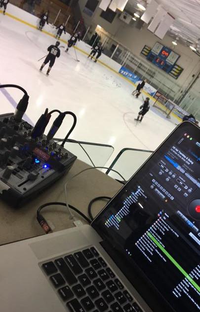 Djing for hockey night!.jpg