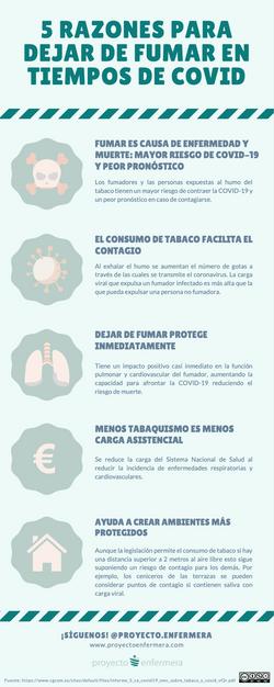 Consejo anti-tabaco