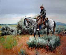 One Tough Idaho Cowboy-Doug Youren