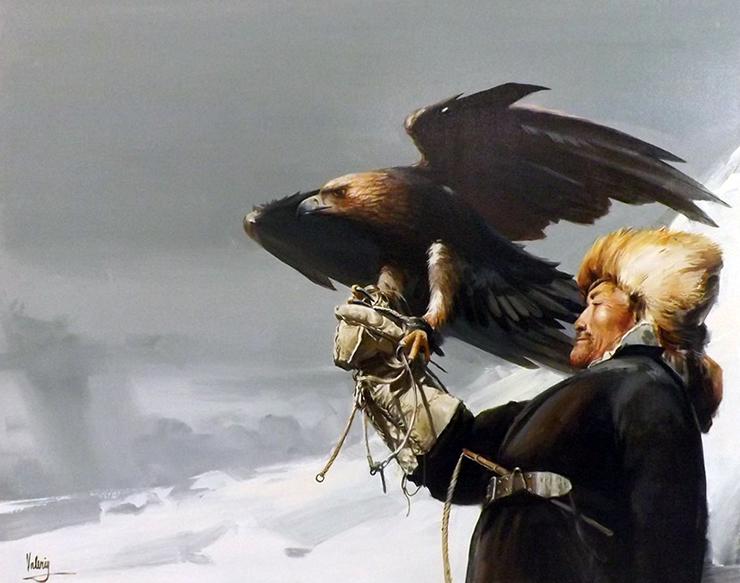Siberian Hunter