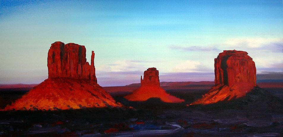 monument-valley-oil-on-canvas-24-48-inch