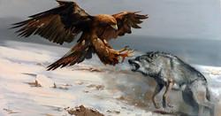 Gold Eagle Hunting