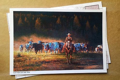 "Artist's Postcard Set - 6"" X 4"""