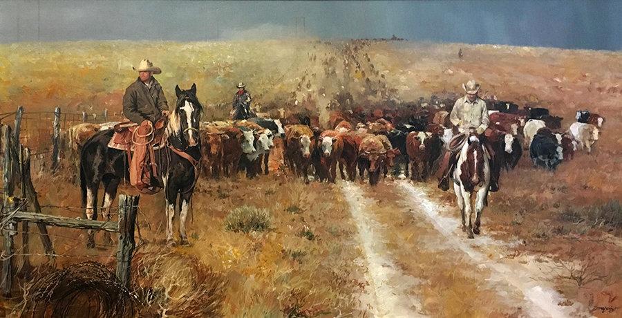 valeriy kagounkin original art валерий кагунькин tamara magdalina тамара магдалина western art paintings el segundo