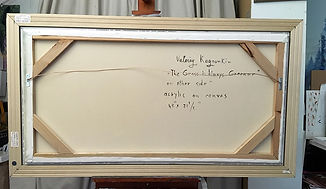 valeriy kagounkin original art валерий кагунькин tamara magdalina тамара магдалина western art paintings
