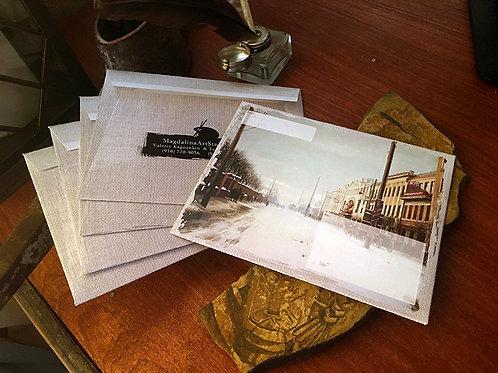 """5 Artist's Envelopes - 6.25"""" X 4.75"""""""