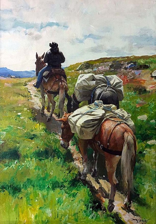 Valeriy_Kagounkin_Return-to-the-Ranch_Ac