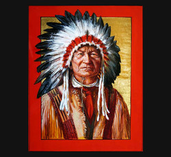 Chief Sitting Bear