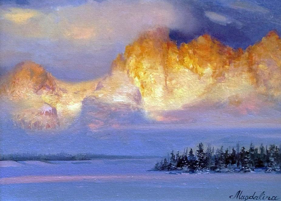 Tamara-Magdalina_Sunset-Grand-Teton_11X1