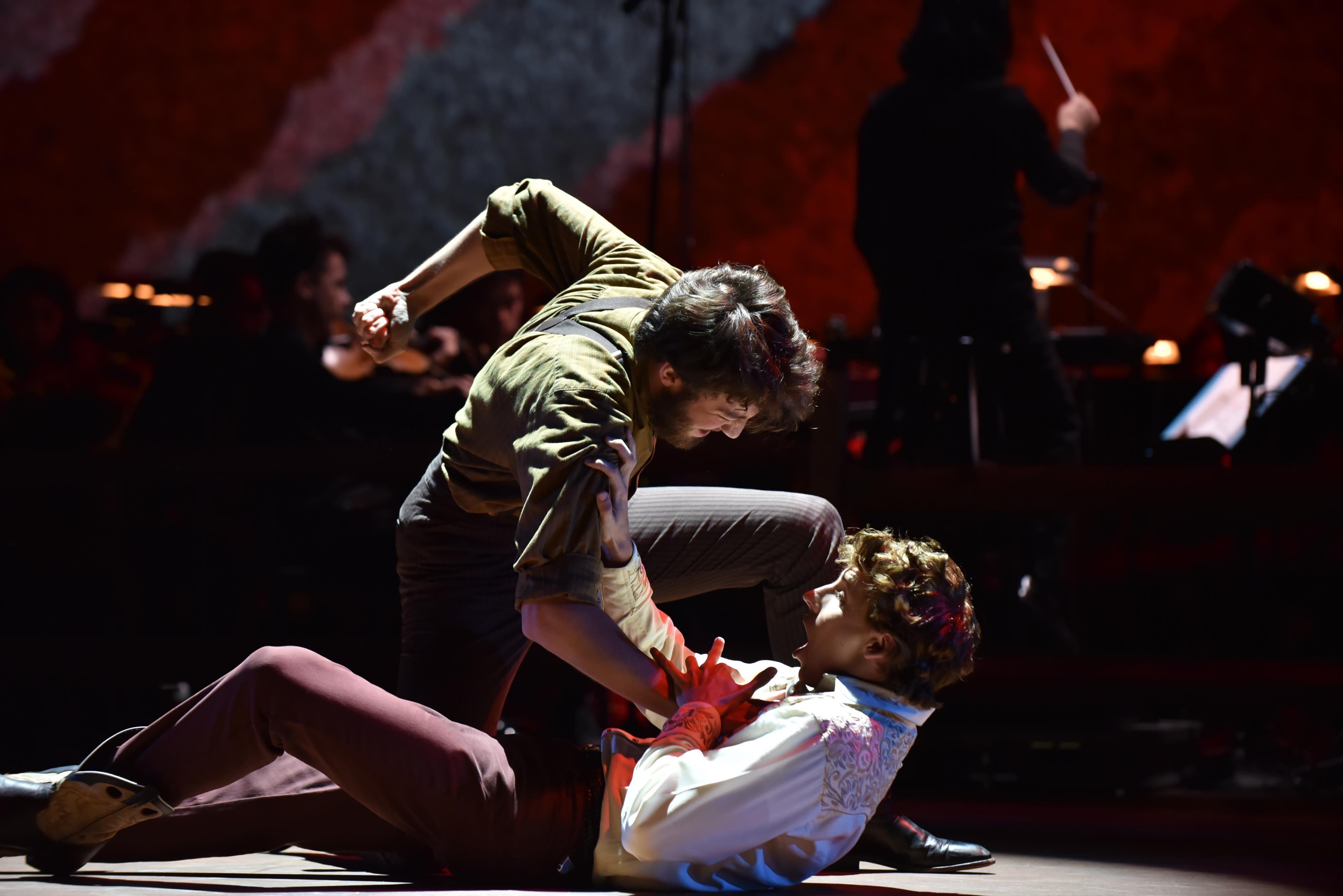 Alaric Frinzi Oklahoma! Dream Ballet