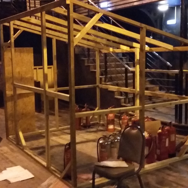 Brighton Shelter Build