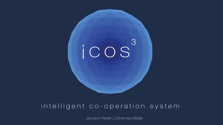 icos3 – intelligent co-operation system - Ein Kooperationsprojekt mit der BMW GROUP Design